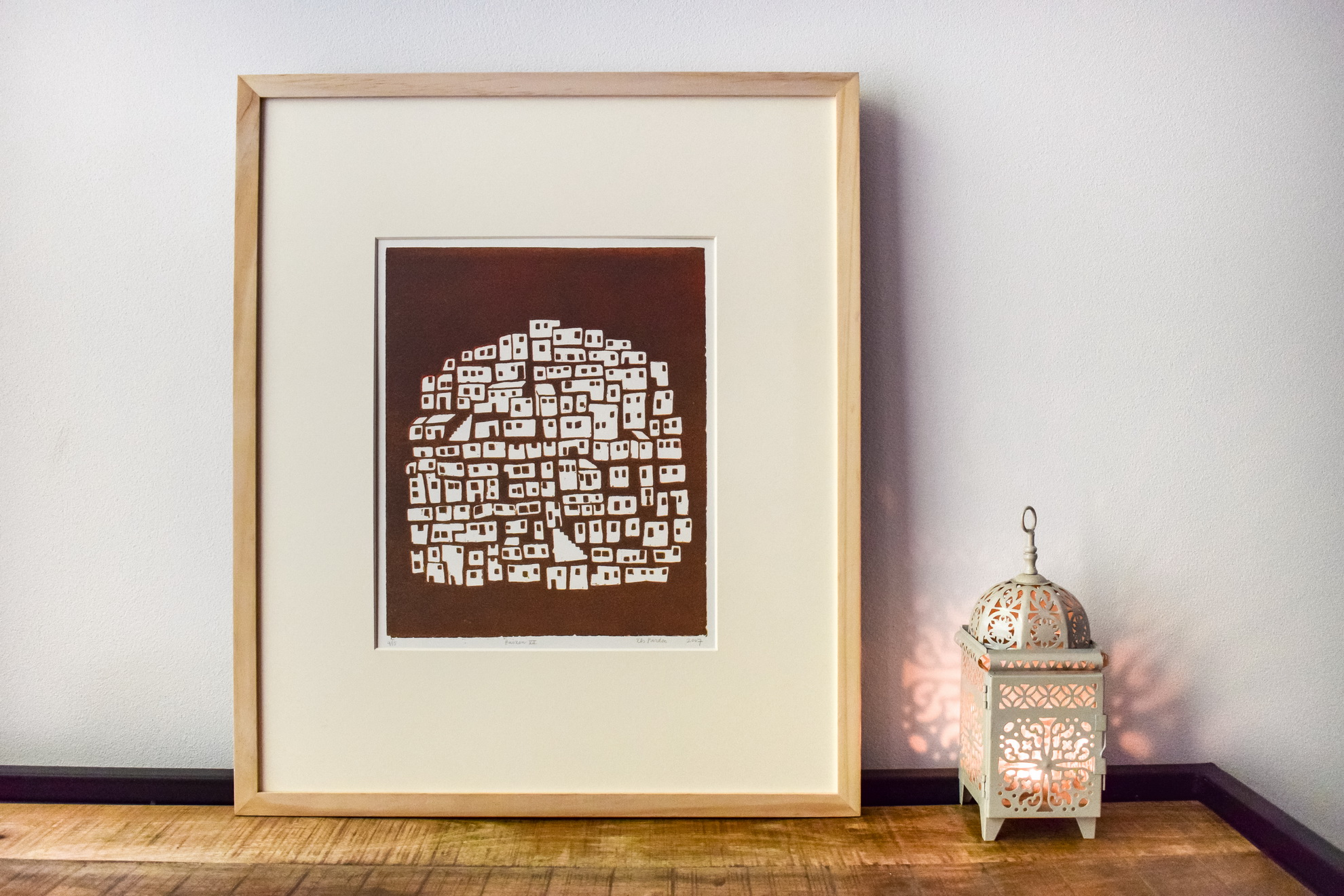 houtsnedes - huizen-7wit-bruin-elspardon
